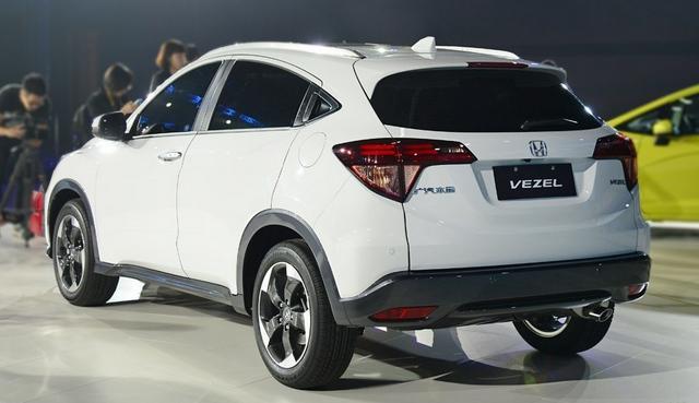广本小型SUV缤智10月将上市 先推1.8升版