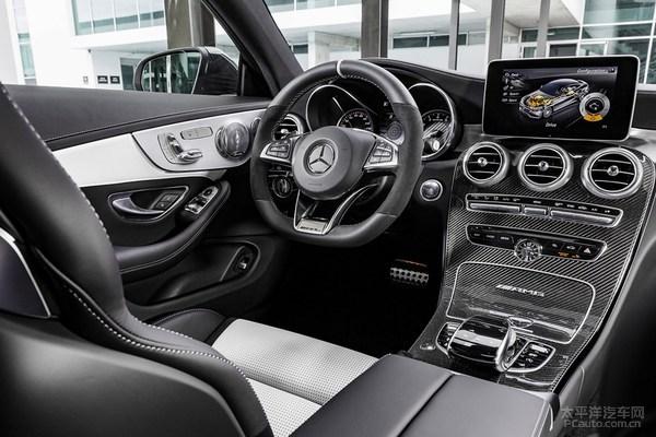 梅赛德斯-AMG C63 Coupe今日正式上市