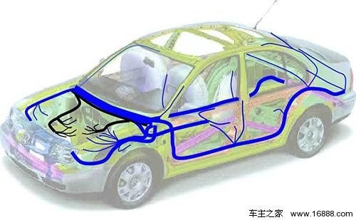 爱车定期检查 带你了解汽车易损零部件