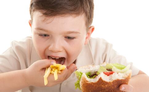 肥胖是健康的定时炸弹 儿童肥胖更加危险!
