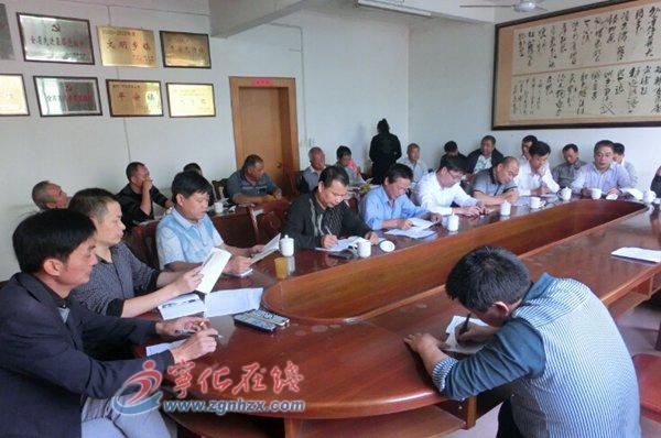 泉上镇:计生满意与否 群众参与评议