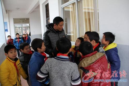 宁化教师付贵明入围中国好人榜候选人