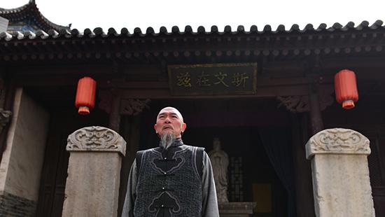 《于成龙》央视热播 王绘春一代贤师传道授业