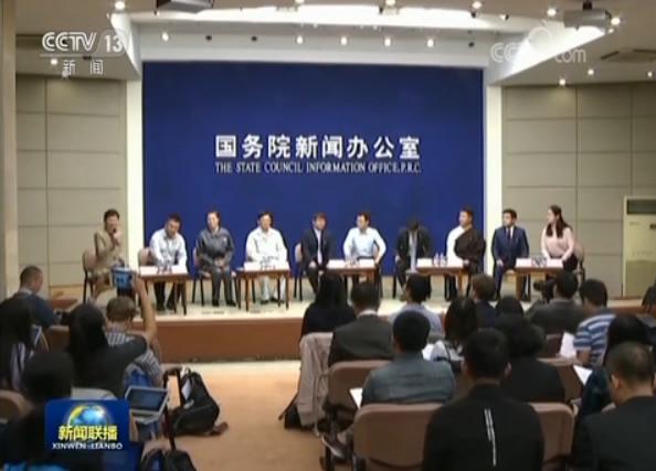 优秀年轻党员代表中外记者见面会在京举行