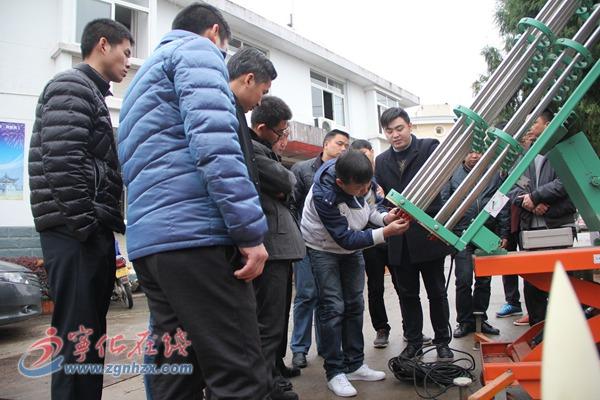 宁化举办人工影响天气作业岗位培训