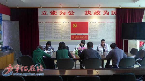 副县长周颖调研城区小学办学工作