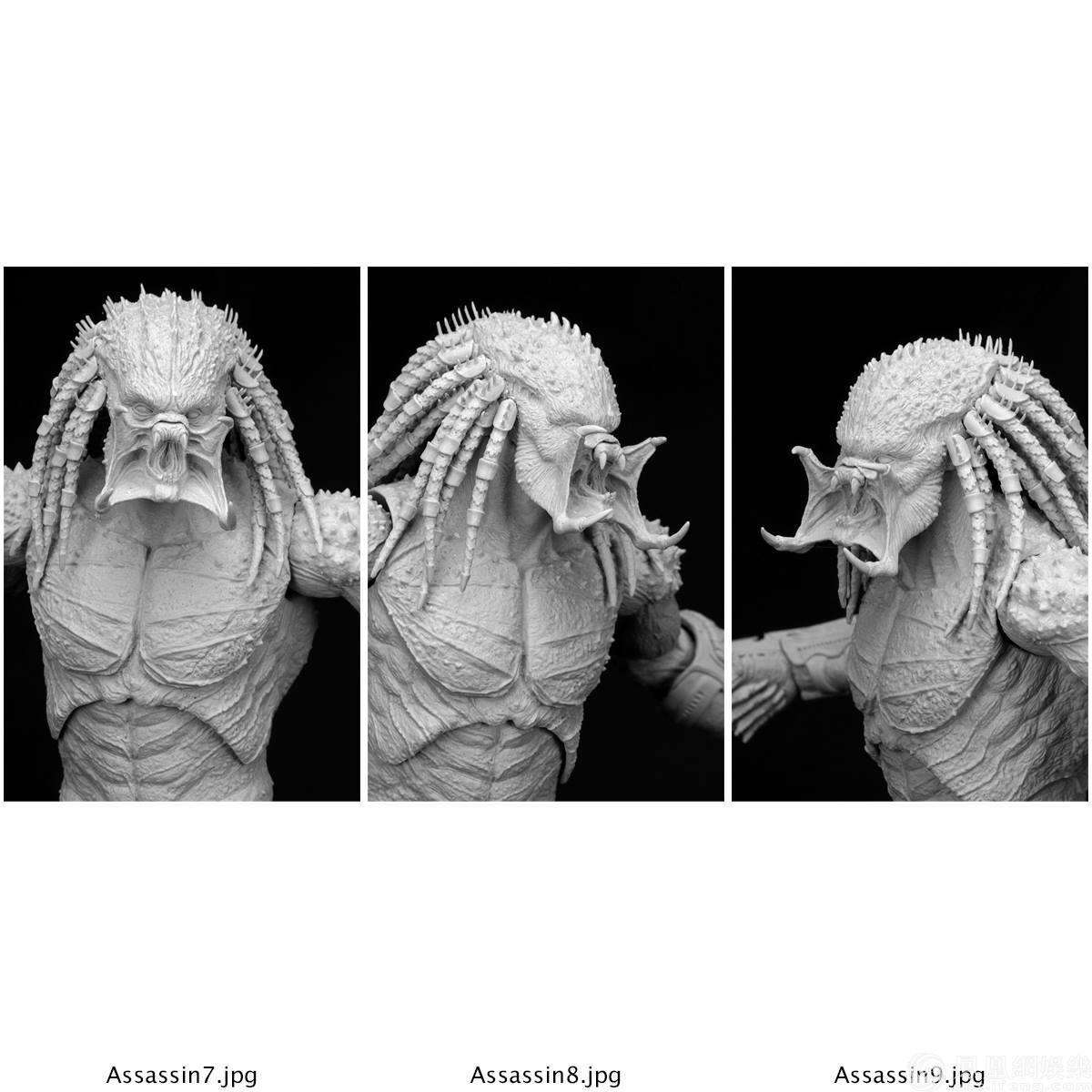 《侏罗纪公园》特效大师 打造《铁血战士》经典形象