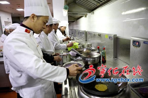 宁化:小店小吃走向产业化
