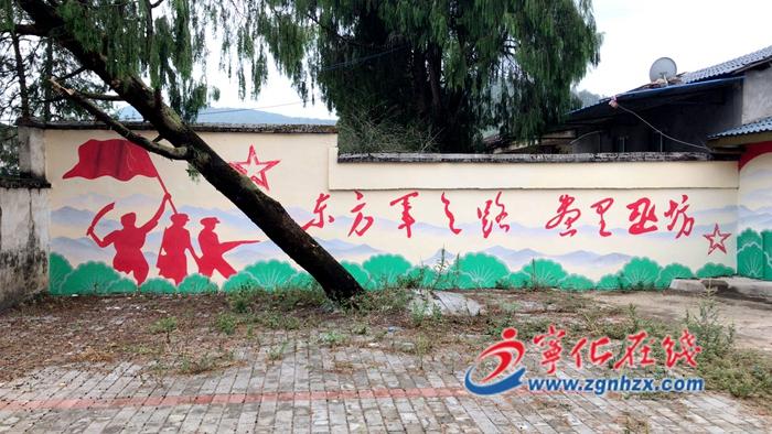 巫坊(fang)︰牆繪(hui)今秋(qiu)新美景