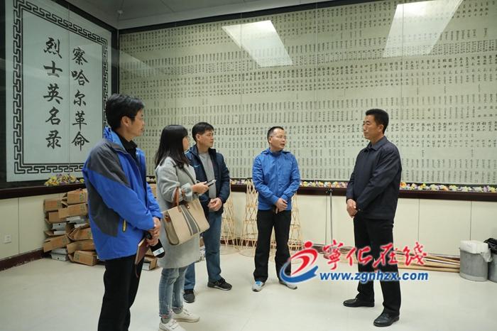 走入(ru)紅色(se)歷(li)史,追尋(xun)紅色(se)足跡