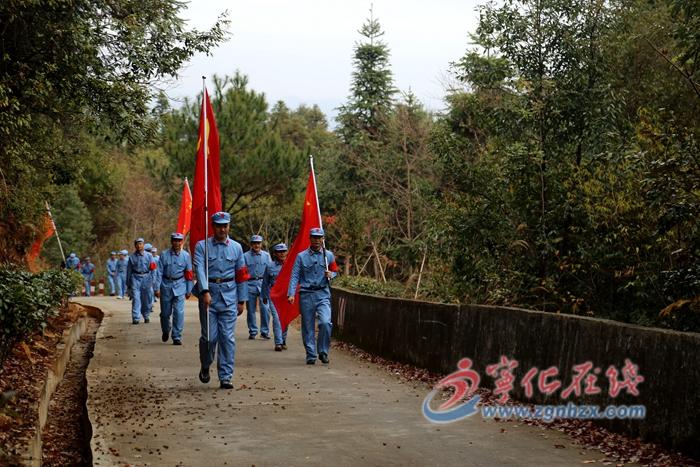 寧化城南舉辦第三(san)屆紅色文化旅游(you)節(jie)