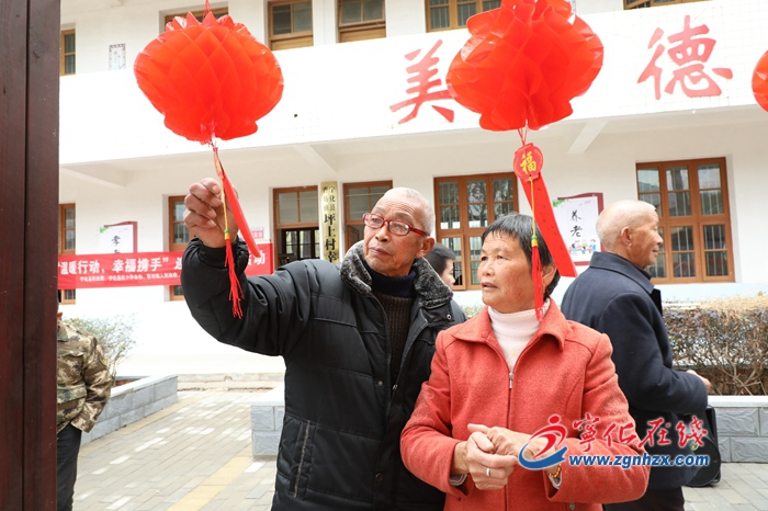【新春(chun)走(zou)基(ji)層(ceng)】寧(ning)化︰幸(xing)福院里(li)笑(xiao)聲揚