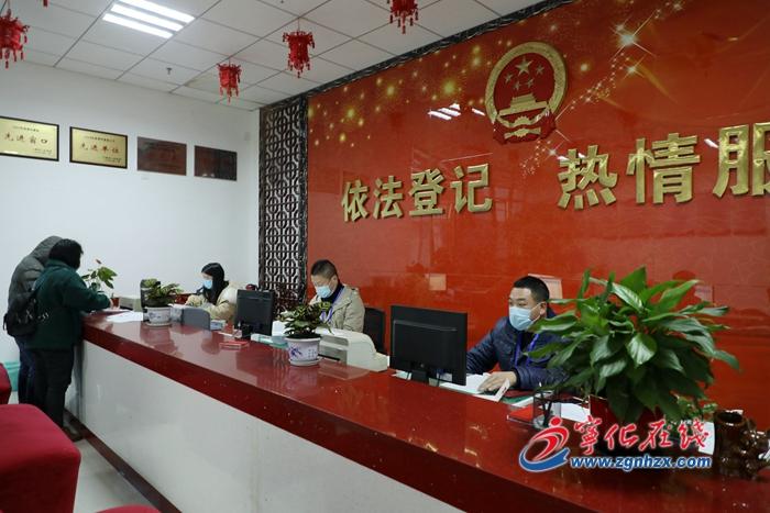 寧化民政(zheng)局︰工作防疫(yi)兩不誤