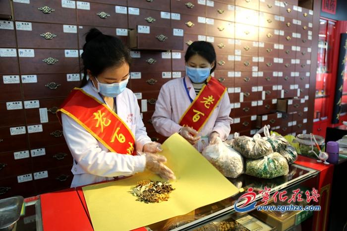 寧化︰藥企配(pei)制免(mian)費中(zhong)藥飲品助企業防疫