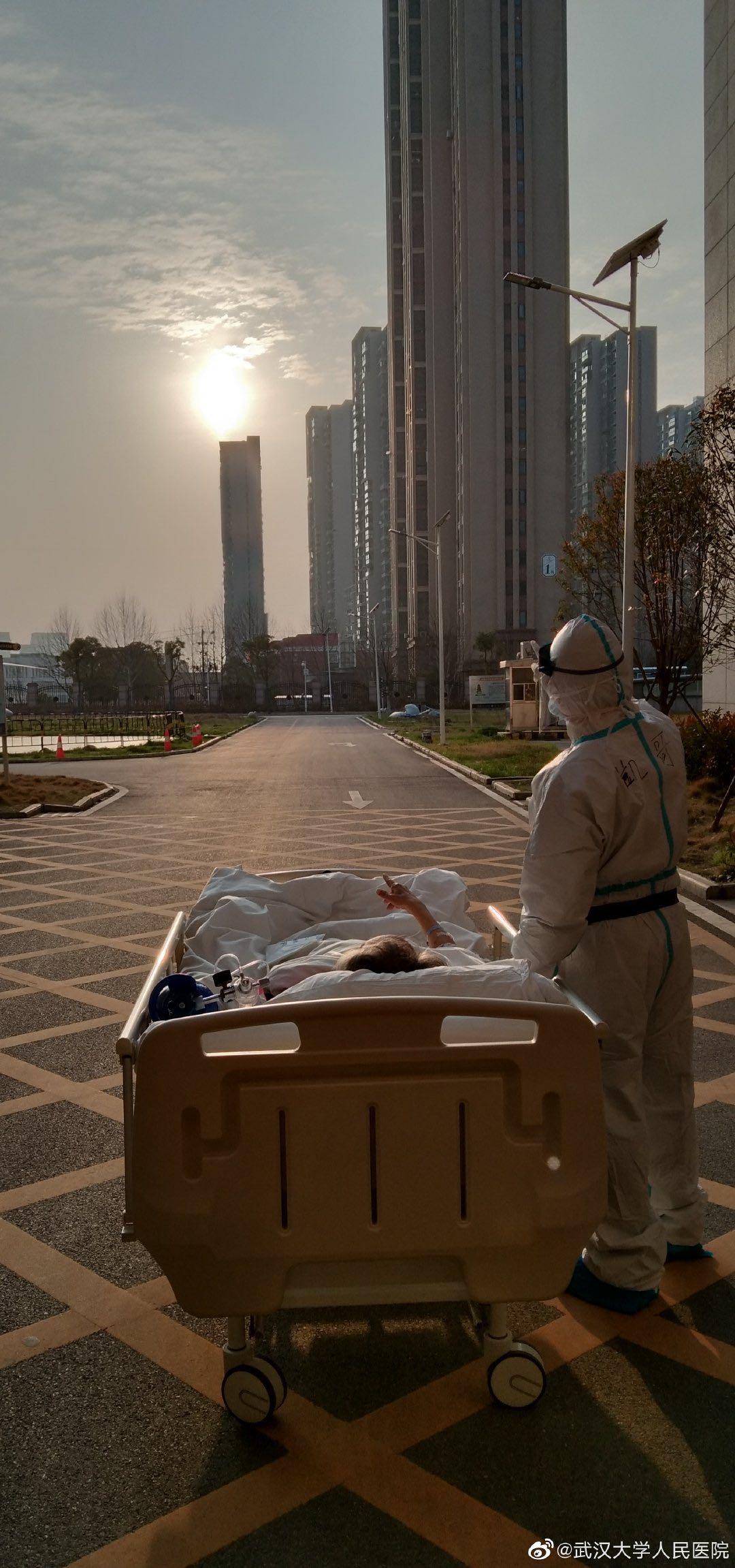 【抗疫一(yi)線報告(gao)】湖(hu)北連續15天當日新增治愈出(chu)院病例超(chao)過(guo)新增確診(zhen)病例