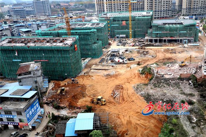 寧化(hua)︰17個教育建設項目有序推進