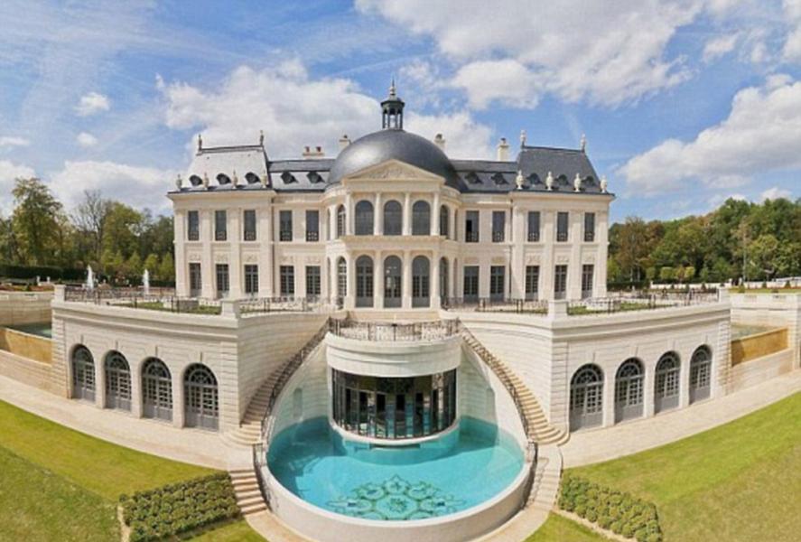 全球最贵豪宅3亿美元出售 超奢华内景曝光