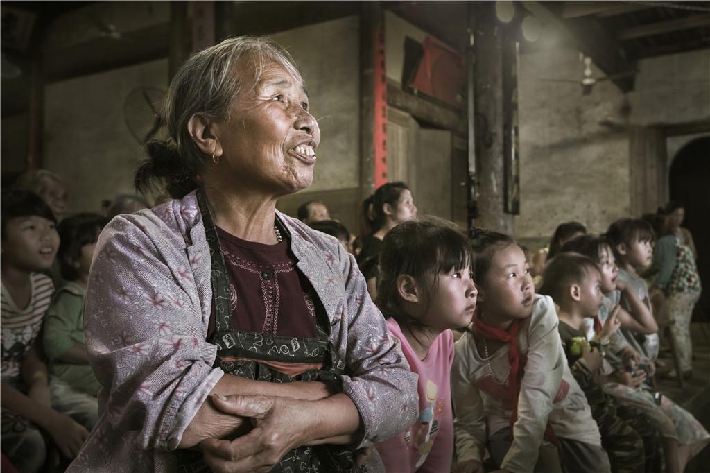 优秀奖:中国客家乡戏 杨长新摄