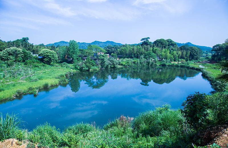 玉色蛟湖(凌儿/摄)