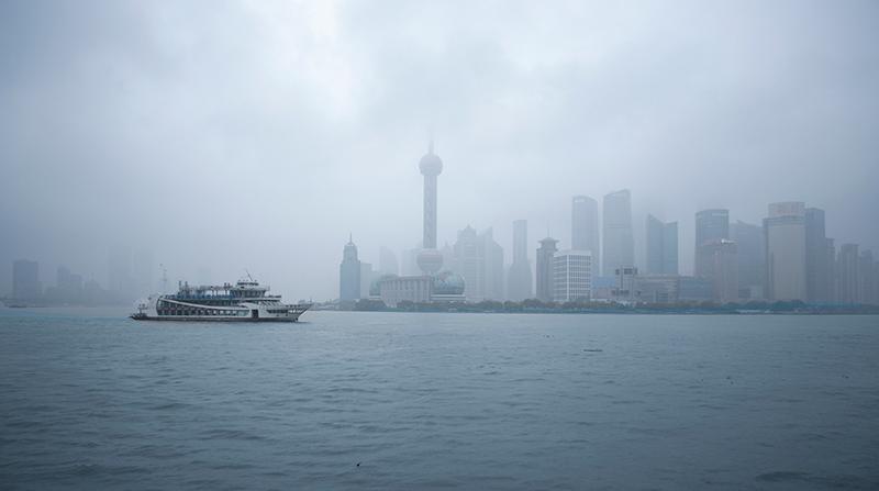 漫步上海最美夜景地