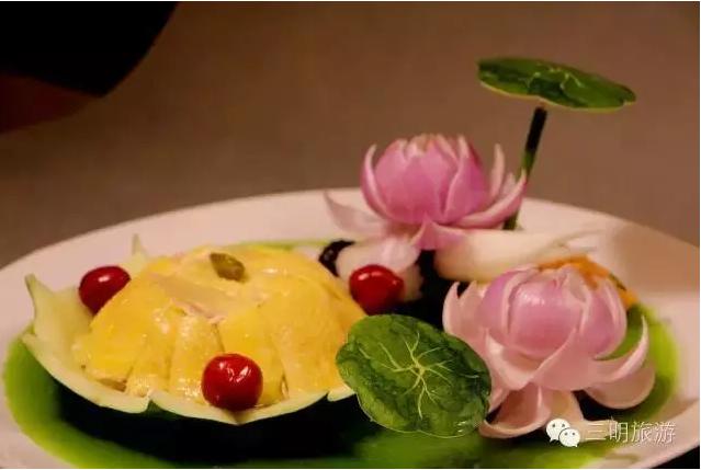 宁化这几道菜入选2016年第十二届林博会组委会宴请酒席