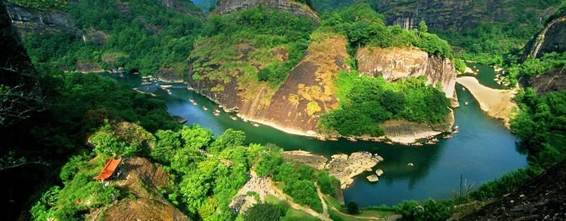 携手合作 共谋发展 大武夷(南平·三明)旅游联盟合作协议正式签定