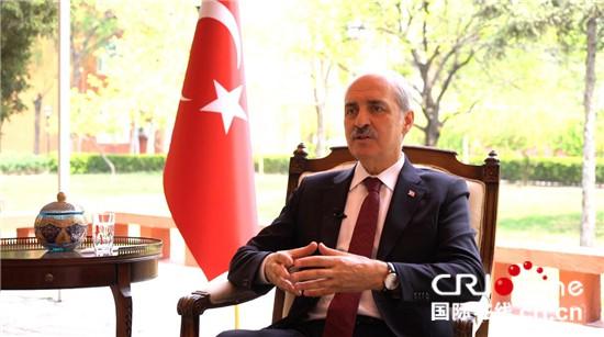 土耳其文化和旅游部长热情欢迎中国游客