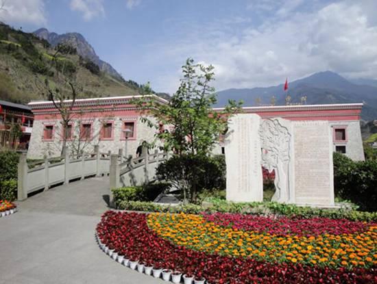 三江鎮(zhen)河壩村
